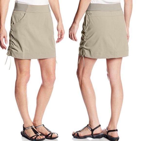 e9f9b553ad6f88 Columbia Skirts | Anytime Casual Skort | Poshmark